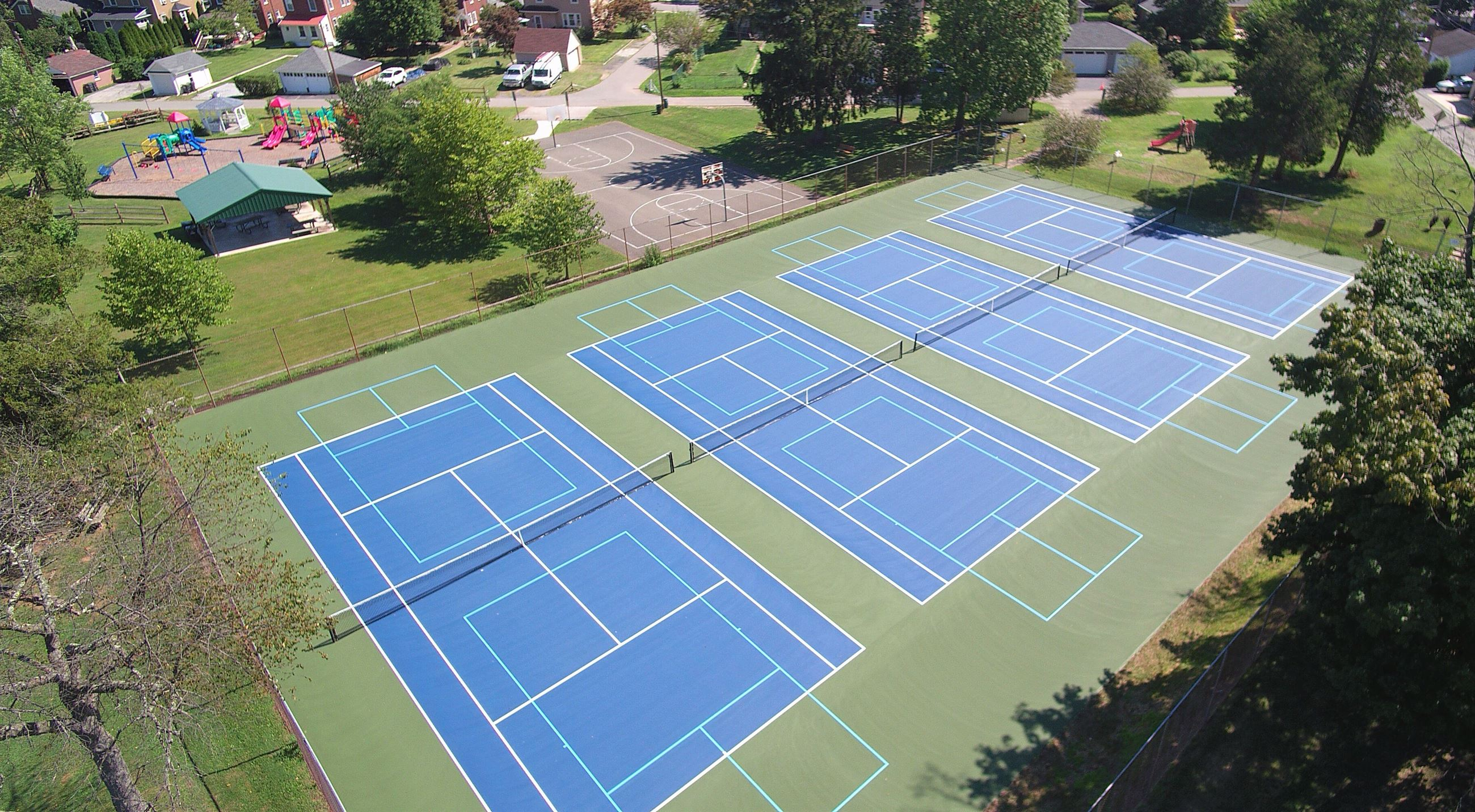 Fisher Park Tennis Courts (1)
