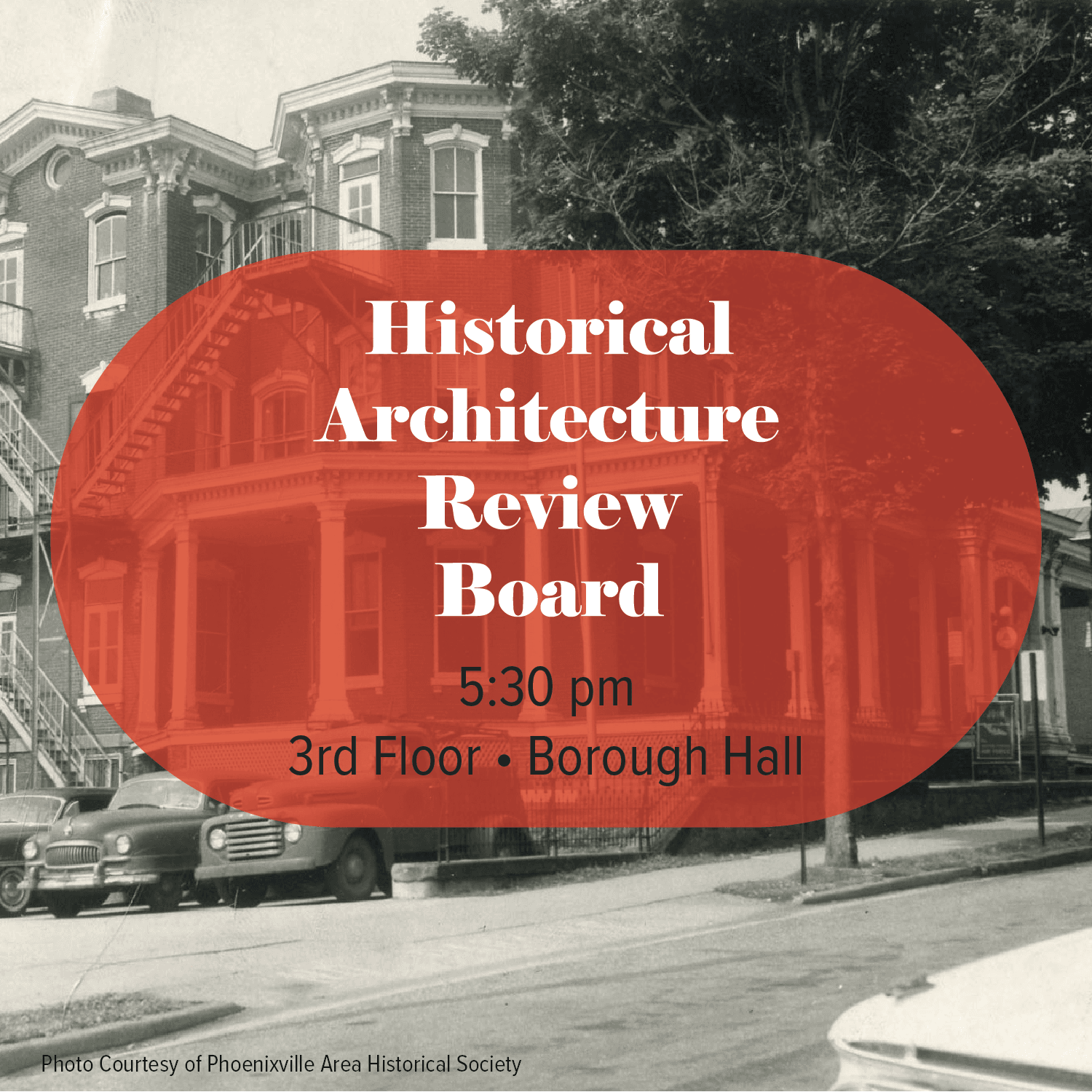 Historical Architecture Review Board Meeting