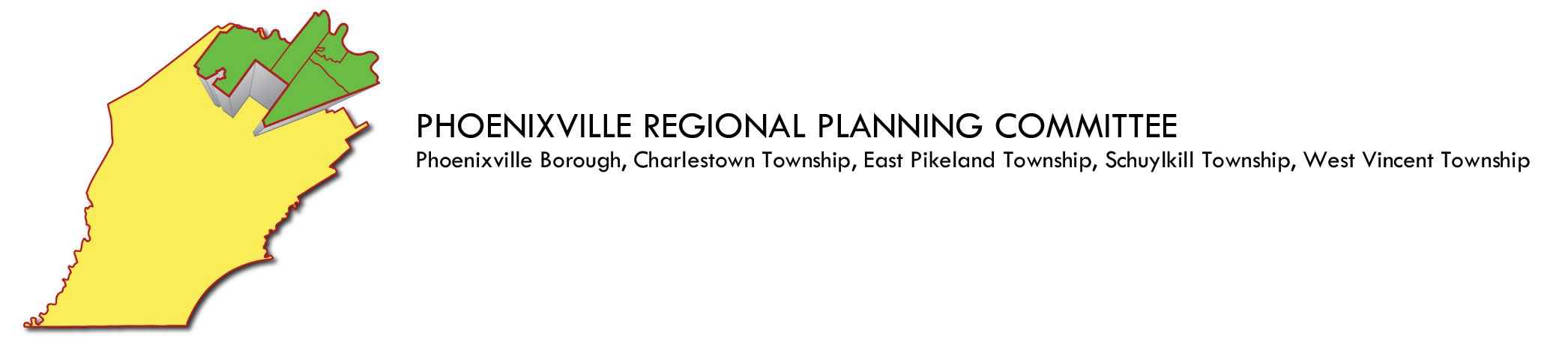 Phoenixville Regional Planning Committee - Phoenixville, Charlestown, East Pikeland Township, Schuyl