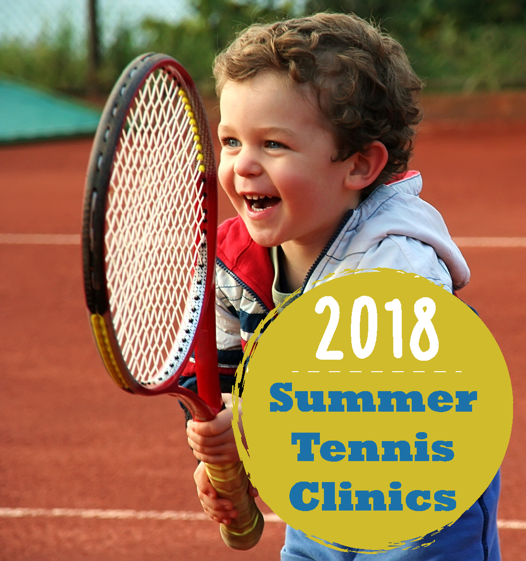 summer tennis clinic